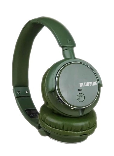 Bludfire HW1 Bluetooth Mikrofonlu Radyo Mp3 Kulaklık Yeşil
